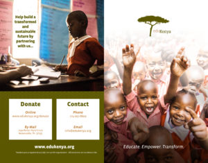 eduKenya Support Flyer