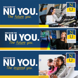Neumann University Billboard Campaign