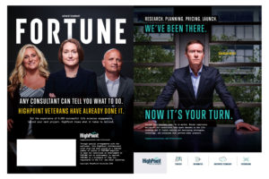 High Point Solutions - Fortune Cover