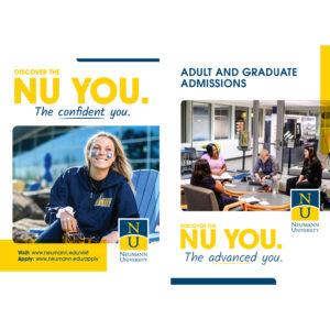 Neumann University Admissions Flyers